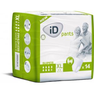 Püksmähkmed täiskasvanutele iD pants XL 14tk
