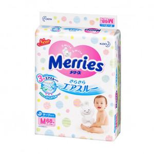 Mähkmed Merries M 6-11 kg 68 psc