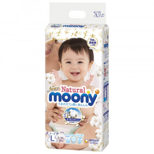 Mähkmed Moony Natural L 9-14kg