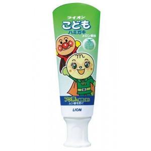 Laste hambapasta «KODOMO» Lion  meloni maitseline