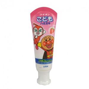 Laste hambapasta «KODOMO» Lion  maasika maitseline