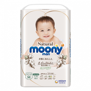 Püksmähkmed Moony Natural PM 5-10 kg